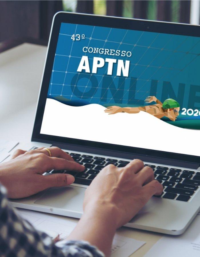 Increva-se no 43º Congresso APTN